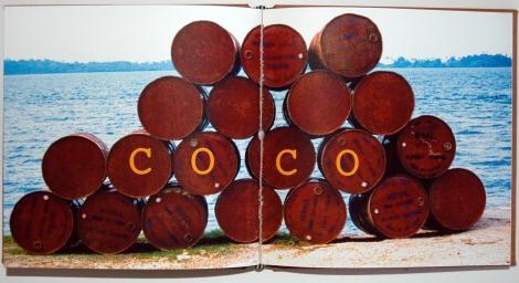coco diesel drums