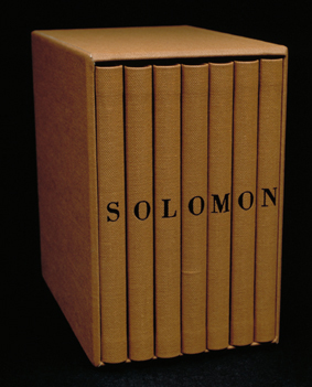 DAVIS #1 SOLOMON (1995) in slipcase copy